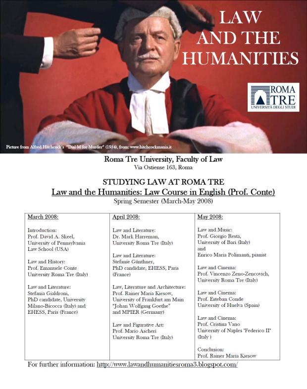 Poster L&H 2008 immagine