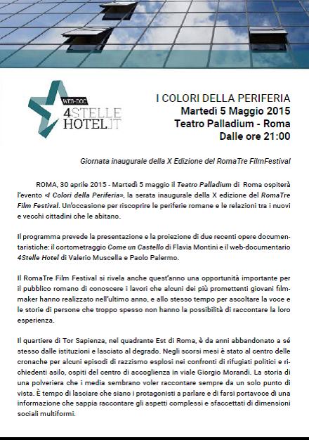 RomaTre FILM Festival